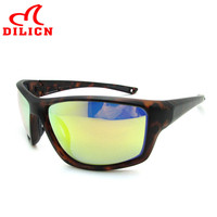 DILICN Men Gold Mirror Polarized Floating Sunglasses Women Float Water Sun Glasses Male Retro Outdoor Sport