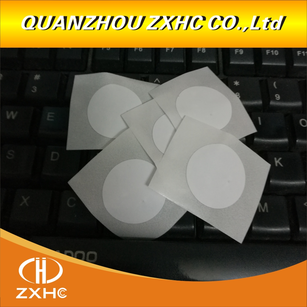 Top Sale(1000PCS) NFC Ntag 215 Tag Sticker Label Forum Type 2 ISO14443 504 bytes