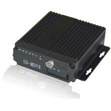 Coche DVR de 4 Canales 4CH Stand Alone H.264 en Tiempo Real DVR Grabador de Vídeo Digital Seguridad Para El Sistema de CIRCUITO CERRADO de televisión para Bus Camión