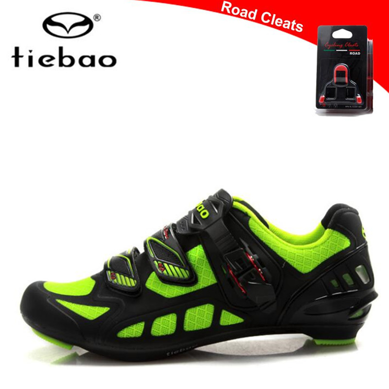 TIEBAO road Cycling Shoes zapatillas deportivas mujer Outdoor Bike Shoes Sapatilha Ciclismo Professional Unisex outdoor shoes