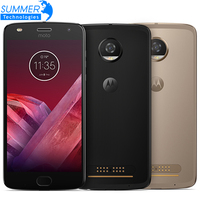 Original Motorola MOTO Z2 PLAY Mobile Phone Octa Core 4GB RAM 64GB ROM 4G LTE 5
