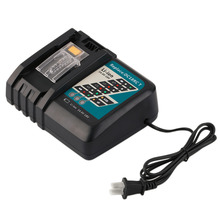 14.4V-18V High Quality Replacement Power Tool Battery Charger Lithium-ion Rapid Optimum Charger For MAKITA