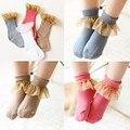 Unisex New Born Children Floor Socks Toddler Girls Cute Socks BEBE Cotton Cute KIKIKIDS Cloud Fox New Born Baby Socks