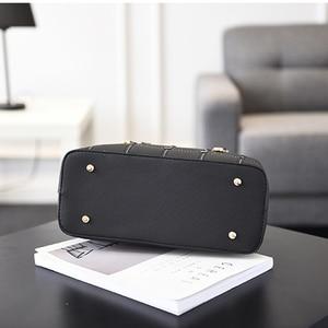 Image 4 - Luxury Handbags Women Bags Designer PU Leather Casual Tote Bag Ladies Hand Bags Women Shoulder Messenger Bag Sac A Main Femme
