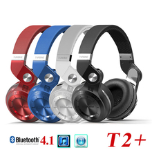 On sale Stereo Cordless Auriculares Casque Audio Bluetooth Headset Wireless Headphone Big Earphone For Your Head Phone With Microphone