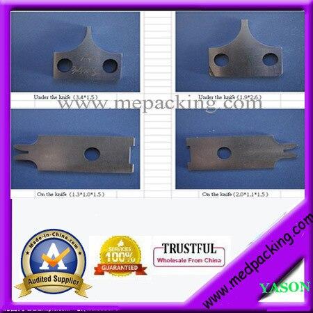 wire cutting machine blade + mute terminal machine blade&blade for crimping machine