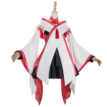 [STOCK] 2018 Anime The Eternal Seven-day Capital Yui Kimono Cosplay Costume Role Play For Women Halloween Free shipping New.