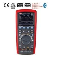 Uni T UT181A Digital Multimeter True Rms Tester Datalogging DMM Cap Temp Meter UT 181A