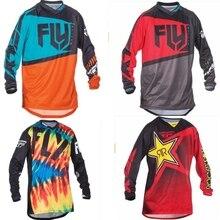 Motocross Jersey MTB moto shirt Thrilling