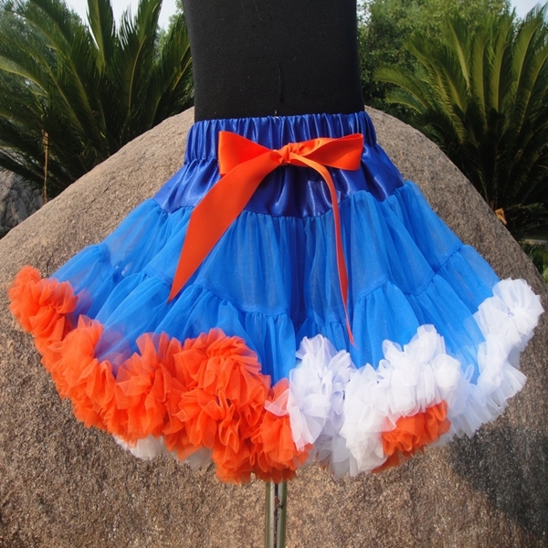 New Summer Lovely Princess Skirts Dancing Skirts Children Joker Girls tutu Skirt Veil Cake miniskirt PETS-117