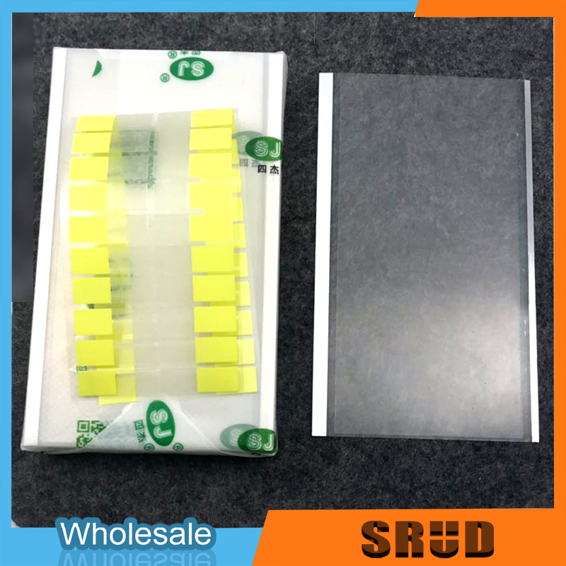 50Pcs lot LCD Laminate Optical Clear Adhesive For Huawei P Smart P Smart Plus Y9 2019