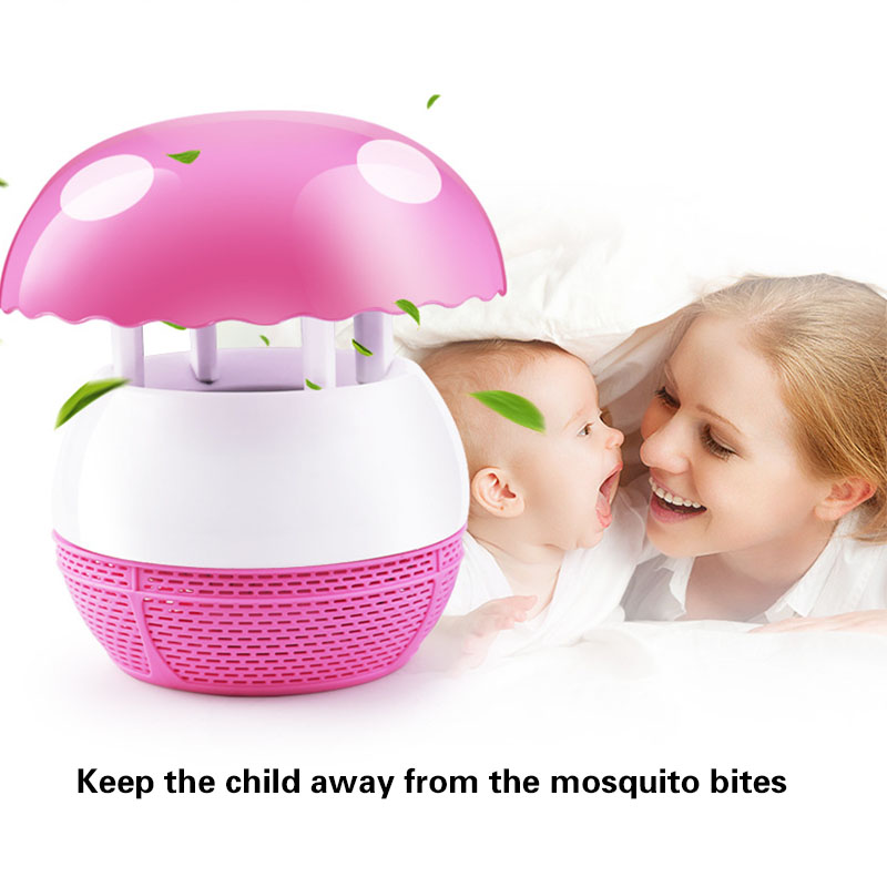 Mosquito Killer 5V-USB Plug Bug Zapper Mosquito Insect Killer Lamp Electric Pest Moth Wasp Fly mosquito killing night light