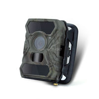 Willfine 3.0C Hunting Trail Cameras SMTP Wildlife 120 degree wide Scouting Camera IP54 Forest Deer Tracking Cameras Free Ship