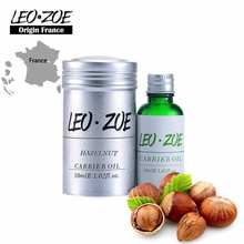 Famous Brand LEOZOE Hazelnut oil Certificate of origin France Hazelnut essential oil 30ML100ML shelleah jackson through my hazelnut eyes