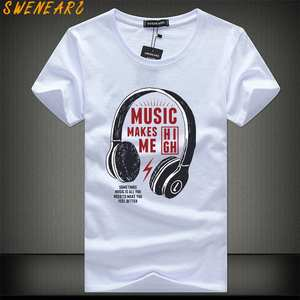 SWENEARO t-shirt clothing 2018 mens t shirt tshirts male