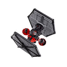 550Pcs LEPIN 05005 First order Special Forces TIE Fighter Star Wars Minifigure Building Block Bricks Toys Compatible With LeGOe
