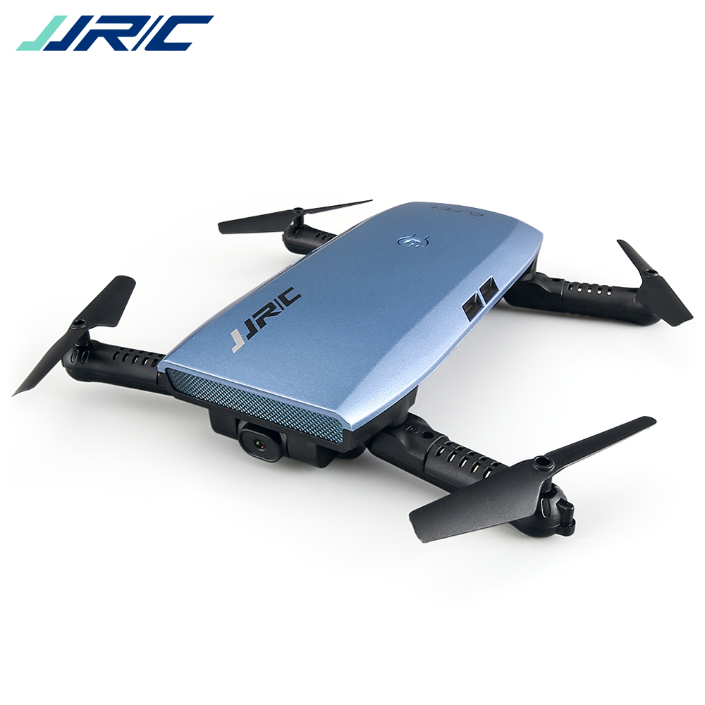 JJRC H47 Mini Drone with 720P HD Camera ELFIE Plus G-sensor Control Foldable RC Pocket Selfie Dron WiFi FPV Quadcopter Helicopte global drone foldable selfie drone wifi phone control fpv folding mini tumbler remote control full protection frame with hd cam