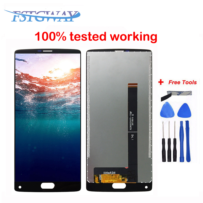 For HOMTOM S9 Plus LCD Display+Touch Screen Assembly Repair Parts 5.99''Replacement For HomTom S9plus S9+