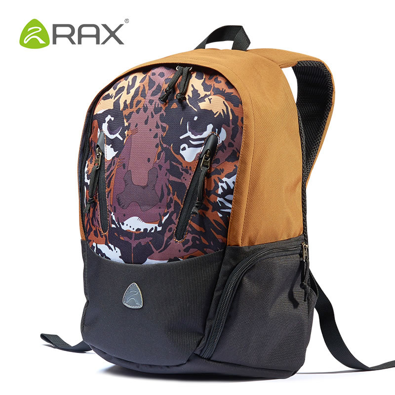 Rax 2016 New Men Women Outdoor Printing Backpack Laptop Backpacks Women Backpacks School 60-6J100