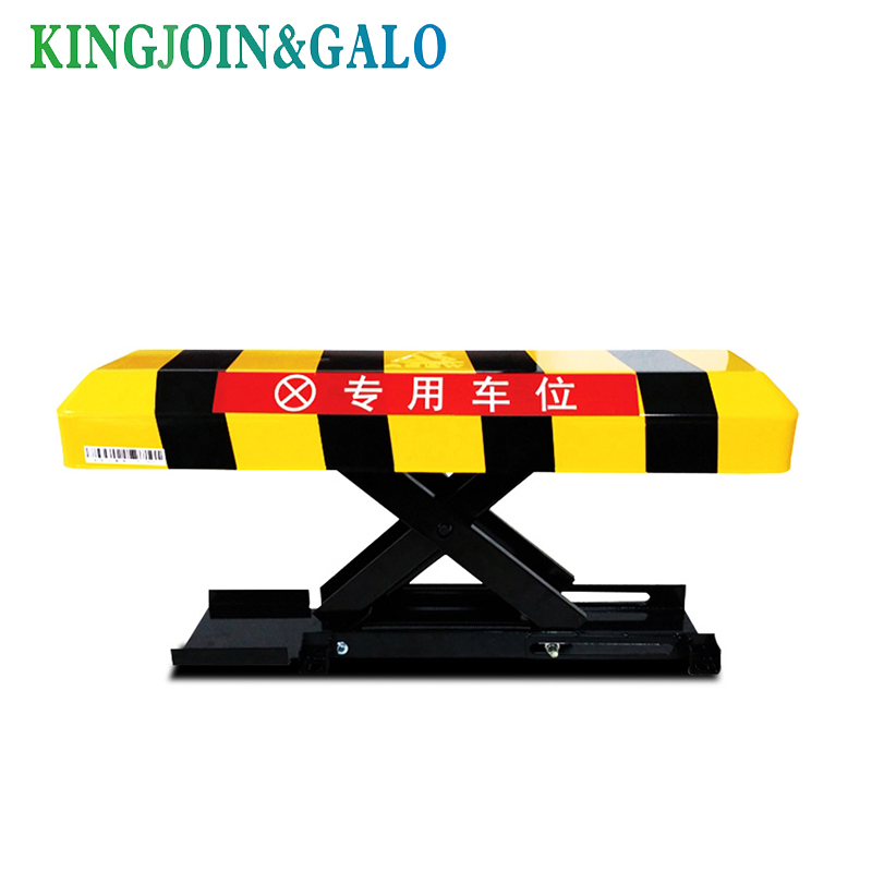Car Park barrier/ Driveway Safety parking Barrier / Bollard with 2 remote control(no battery coming) remote control car parking barrier parking space barrier height 305mm parking post barrier bollard