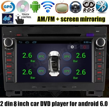 Quad Core Android 6.0 Car DVD GPS navigator 2GB RAM 16GB stereo for Great Wall Haval Hover H3 H5 2010-2013