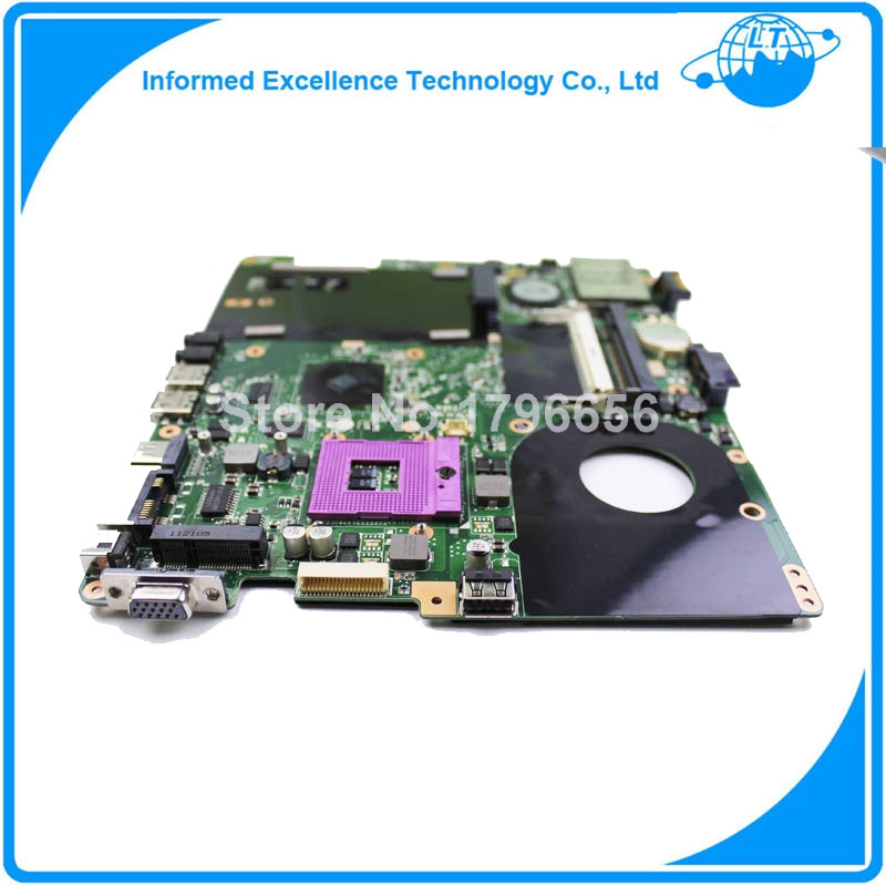 F81SE Laptop Motherboard For ASUS laptop full tested 45 days warranty