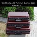 Высококачественный Алюминиевый Чехол для инструментов ABS ящик для инструментов алюминиевая рамка деловой консультационный чехол для кост...