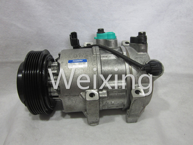 auto air condition parts pump compressor for Hyundai IX35 Kia Sorento PV6 97701-2S500