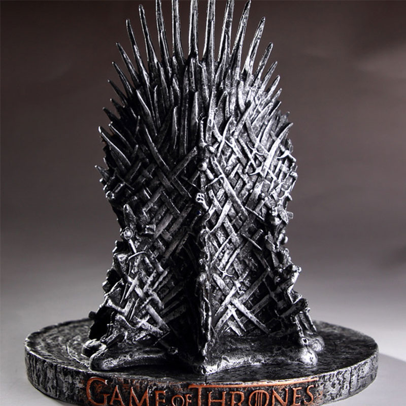 The model of the iron throne in Game of Thrones collective toy figure in Action Toy Figures from Toys Hobbies