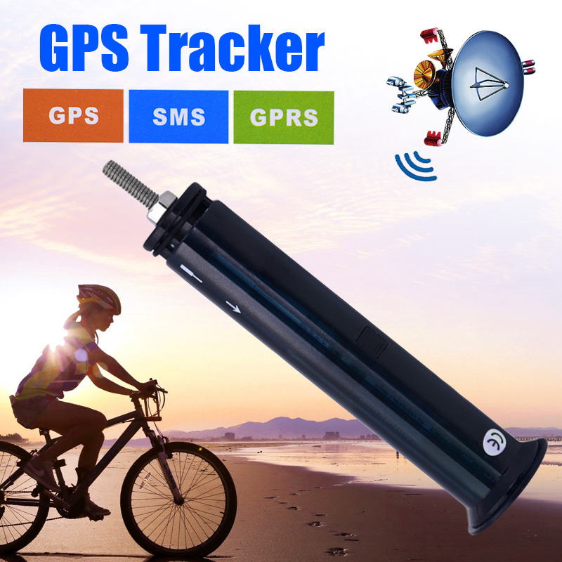 5PCS a Lot New Mini SPY Bike GPS Tracker GPS305 GSM GPRS Quad Real-time Bicycle GPS TK305 Long Standby Time by DHL потолочный вентилятор china for a long time