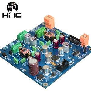 Image 2 - 1Pcs AK4497EQ  DAC Decoder Official Standard Circuit! I2S DSD Input Semi Finished Diy Kit Board Wth Soft Control Free Shipping