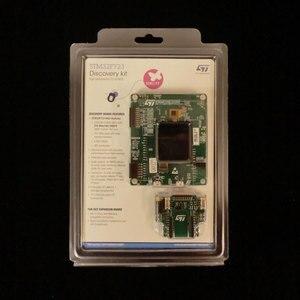 Image 1 - 1 pcs x  STM32F723E DISCO Development Boards & Kits   ARM Discovery kit with STM32F723IE MCU
