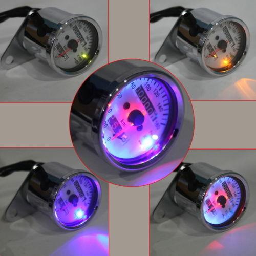 New-LED-Signal-Light-Backlight-Motorcycle-Dual-Odometer-Speedometer-Gauge-For-Harley-Davidson-Honda-Yamaha-Cafe (1)