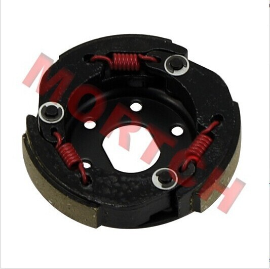 Free Shipping 139qmb GY6 50cc Racing Plate of Clutch Shoe for Scooter ATV Go Karts Moped