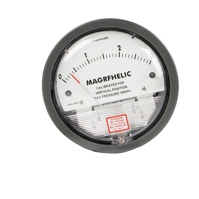 0-3KPA Micro Differential Pressure Gauge High Precision 1/8 NPT Air Pressure Meter Barometer TE2000 miniature pressure gauge surface diameter 40 y40 0 1 6mpa miniature barometer