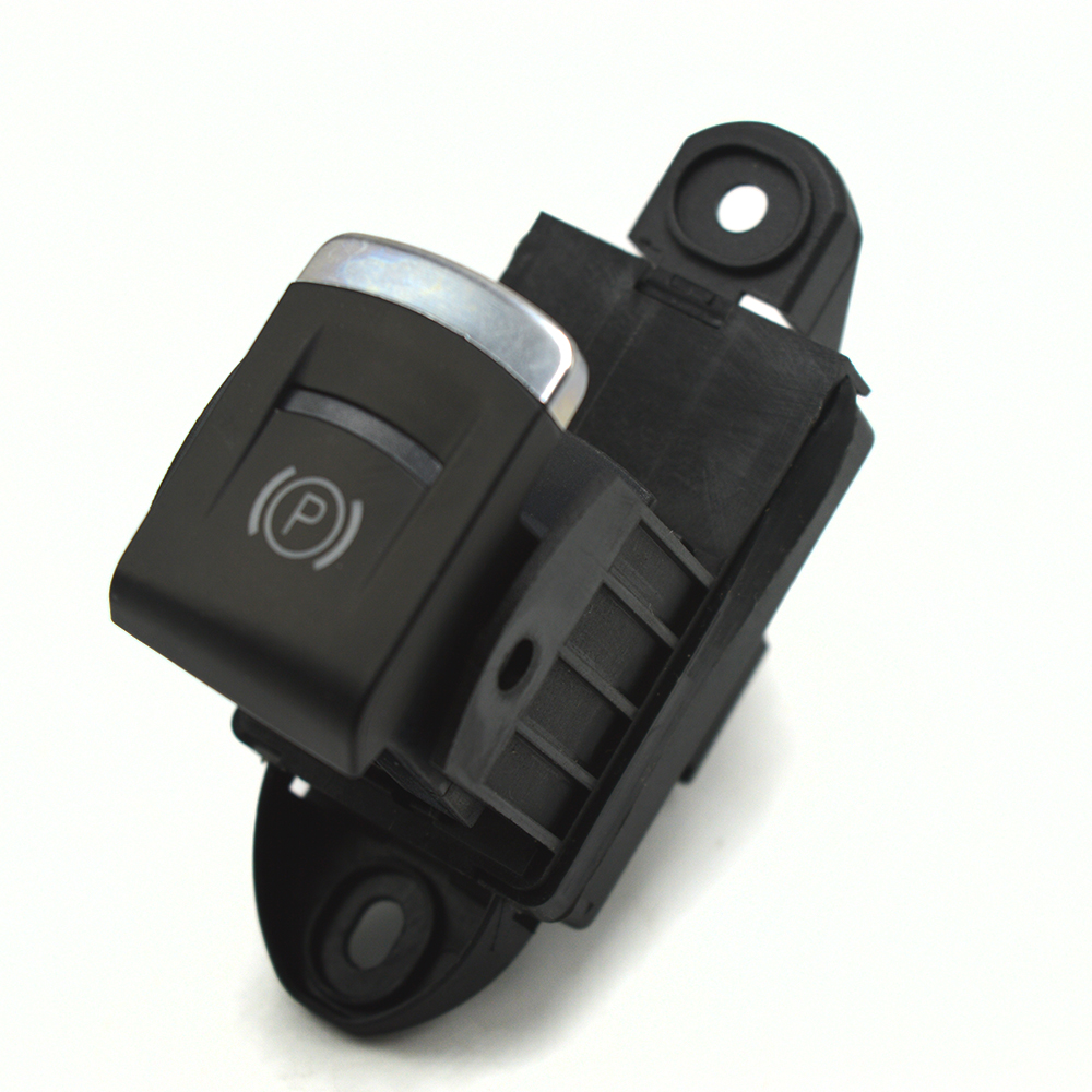 Power Electronic Parking Brake Handbrake Switch Button Fit For Audi A6 C6 A6 Allroad Quattro S6 RS6 OE 4F1 927 225C 4F1 927 225A