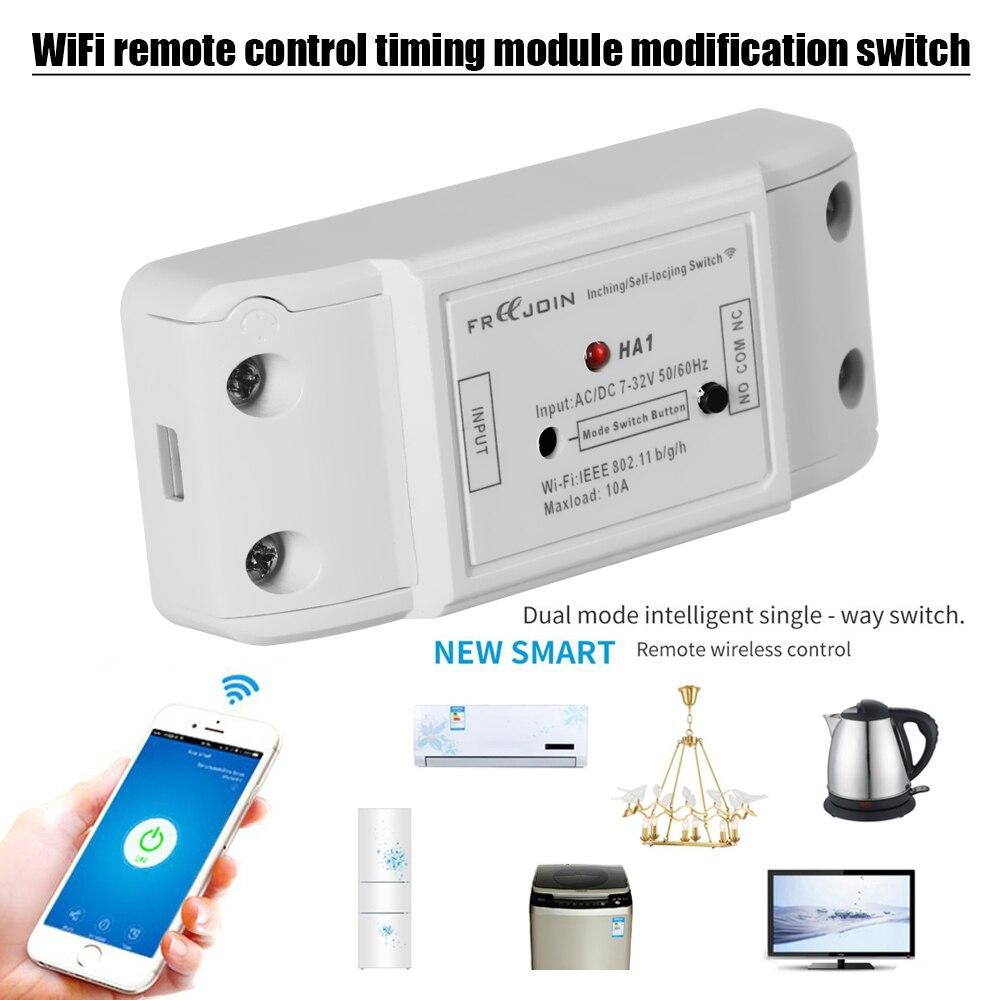 Universal 72 32 V 10A Mobile Phone Remote Control Self locking ...