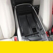 Автомобильная полка для мелочей коробка Центральный отсек для хранения Контейнер с отделениями для хранения автомобильные аксессуары для Lincoln MKZ