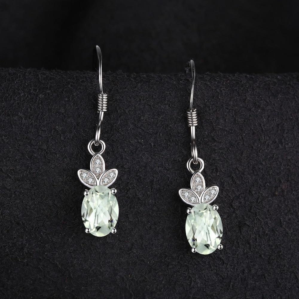 JewelryPalace Classic 1.9 ct Բնական կանաչ ամեթիստ - Նուրբ զարդեր - Լուսանկար 2
