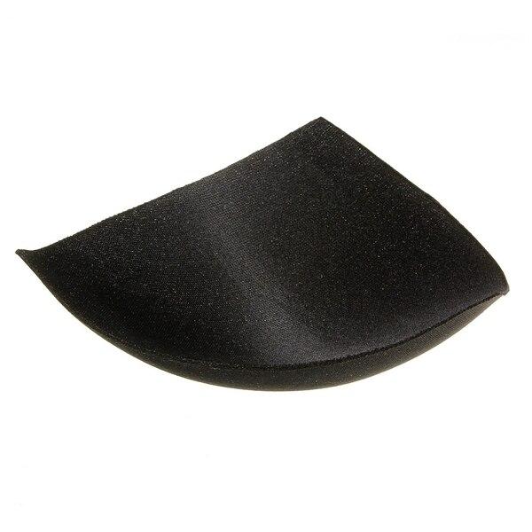 1 Pair Womens Sponge Gel Bra Inserts Pads Breast Enhancer Intimates Padded Bras Underwear White Black Nude Color 4
