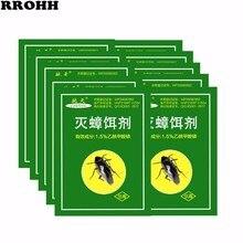 200 упаковок, борьба с вредителями, сильный эффективный убийца, тараканов, порошок, приманка, репеллент, инсектицид, жук, медицина, насекомое, отклонение