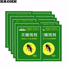200Packs Pest Control Strongely Effective Killer Cockroach Powder Bait Repellent Insecticide Bug Beetle Medicine Insect Reject