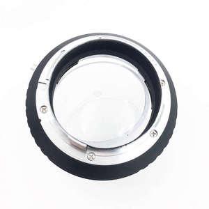 Image 4 - Techart MD LM 카메라 렌즈 링 액세서리가있는 minolta md 렌즈 용 newyi LM EA7 어댑터