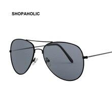 Pilot Sunglasses Women Famous Luxury Brand Sun Glasses for W