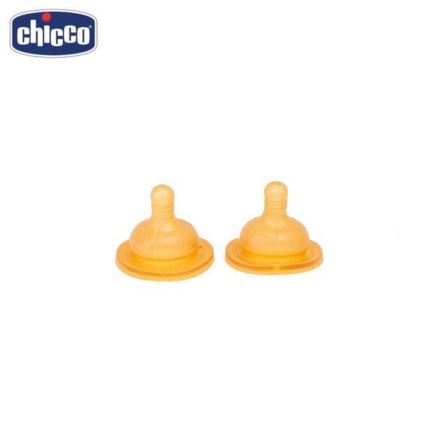 Соска Chicco Well-Being 2 шт., 4 мес.+, латекс, быстр. поток