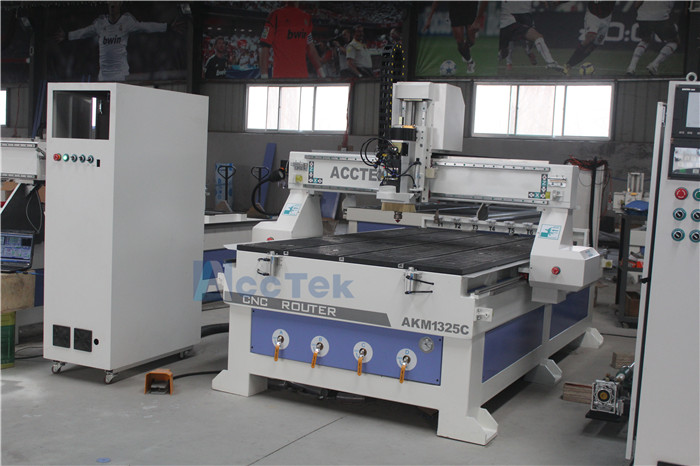 Syntec Control System Atc vacuum table CNC Router with ...