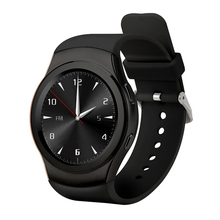 "Pulsmesser Smart Uhr NO. 1 G3 Android 4.4 Rund 1,3 ""Screen Bluetooth SIM GPRS SmartWatch für iOS Android Smartphone"