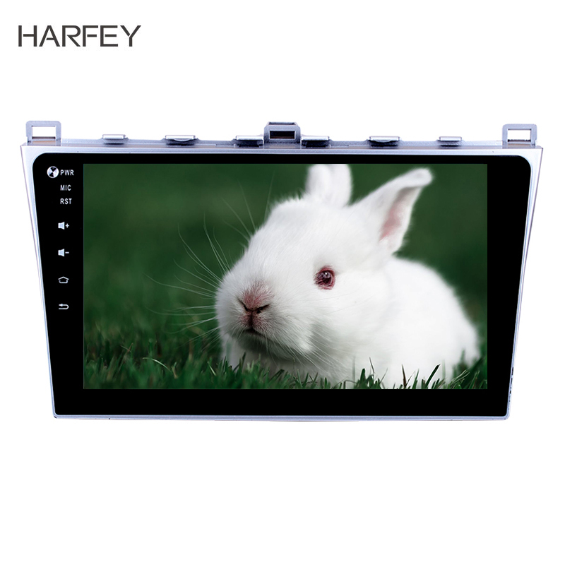 Harfey Android 9.0 10,1 Zoll Auto Radio 8-core WiFi Multimedia Player Für 2008 2009 2010 2011 2012 2013 <font><b>2014</b></font> 2015 <font><b>Mazda</b></font> <font><b>6</b></font> Ruiyi image
