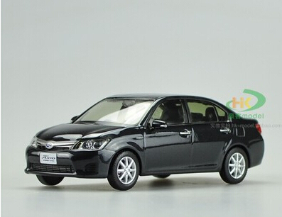TOYOTA COROLLA EX  fielder hybrid series 1:30 Travel Edition car model original kids toy alloy metal diecast