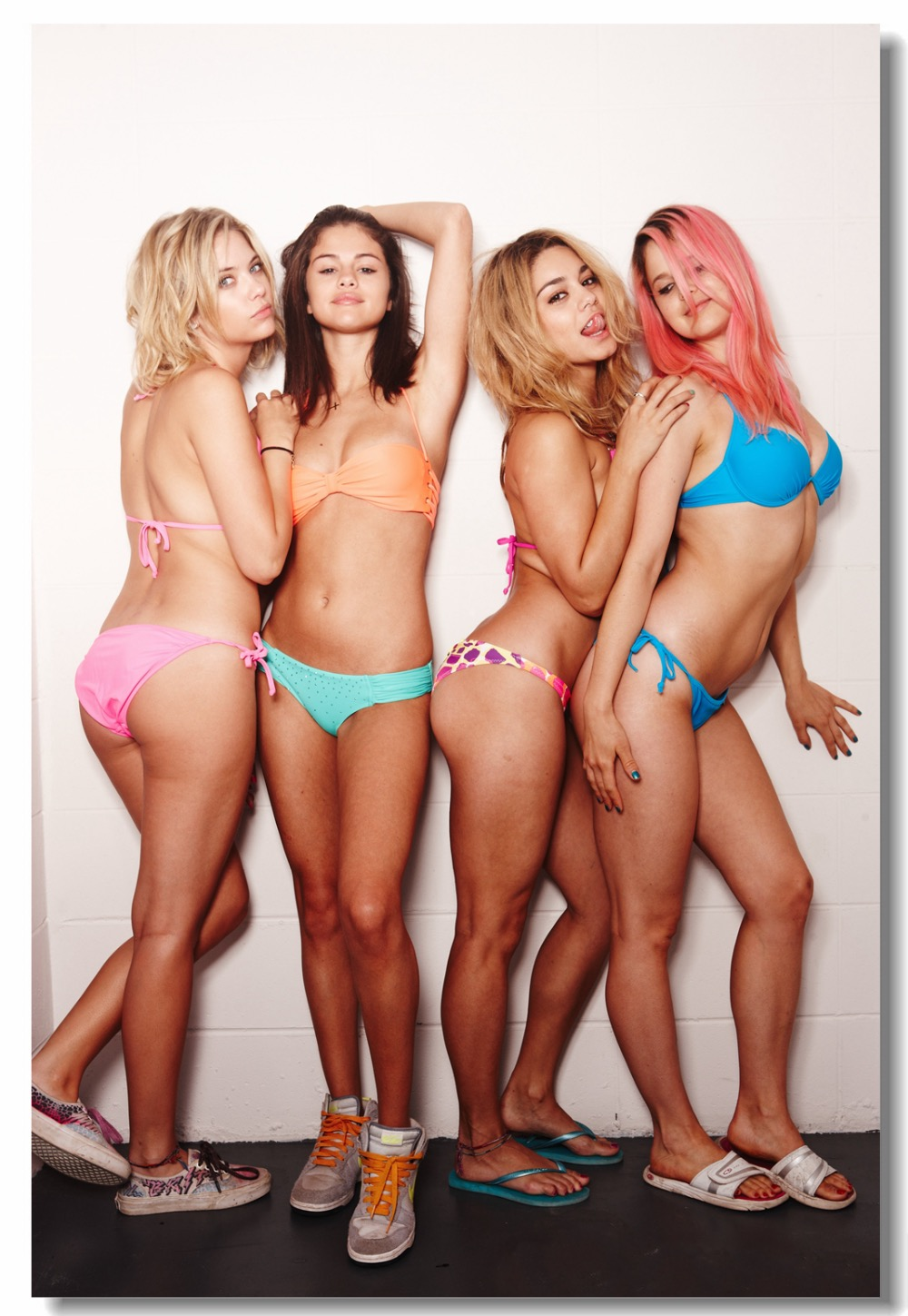 NudeSpring Breakers Movie Poster new pictures
